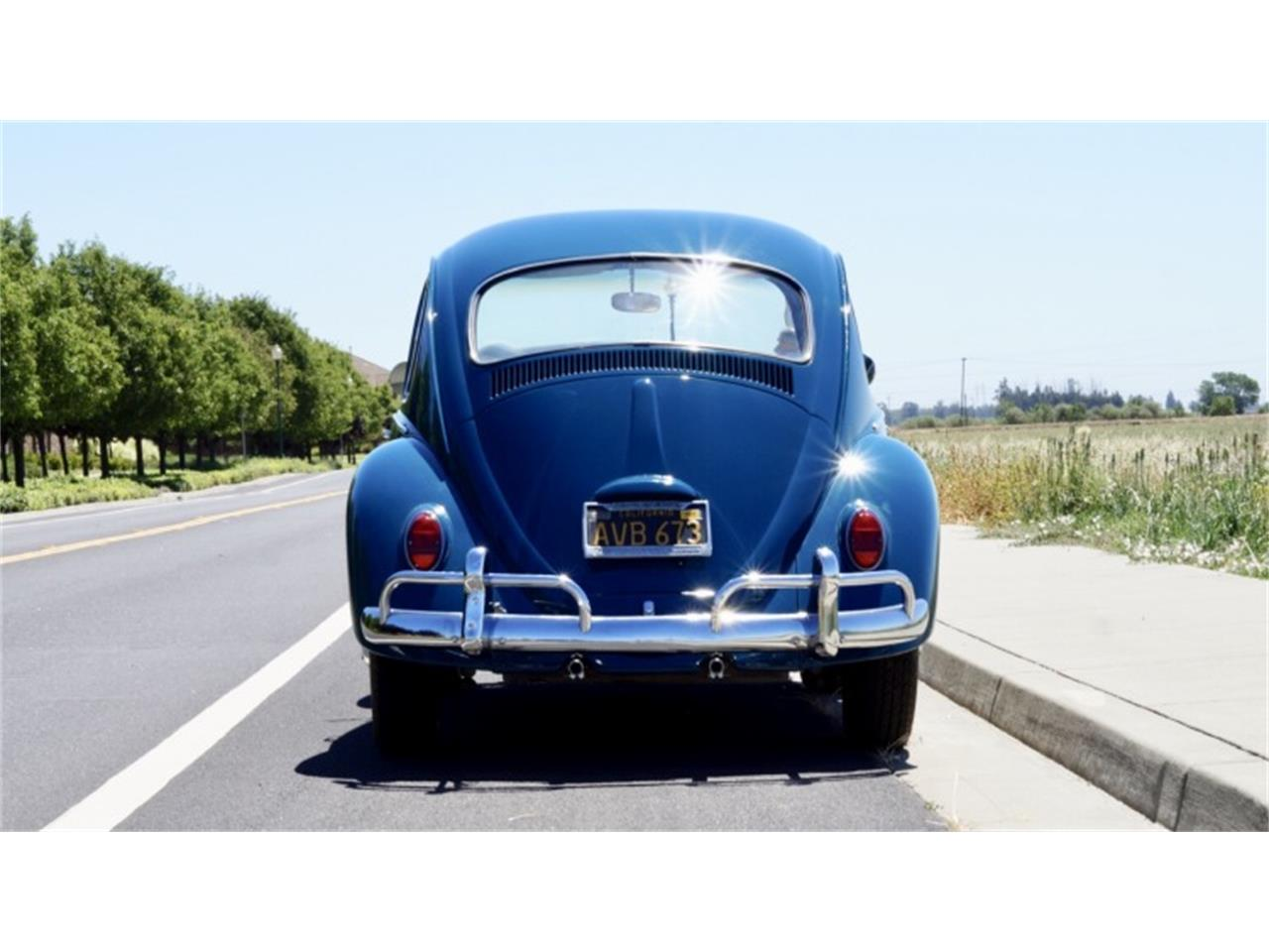 Large Picture of 1965 Volkswagen Beetle Auction Vehicle - QPEN