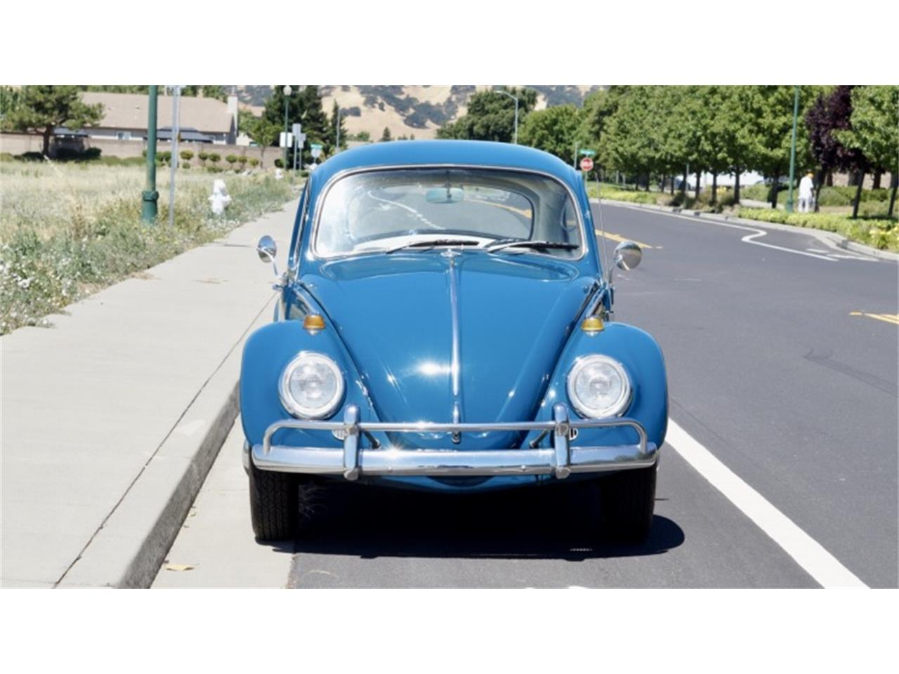 Large Picture of Classic '65 Beetle located in Sparks Nevada Auction Vehicle Offered by Motorsport Auction Group - QPEN