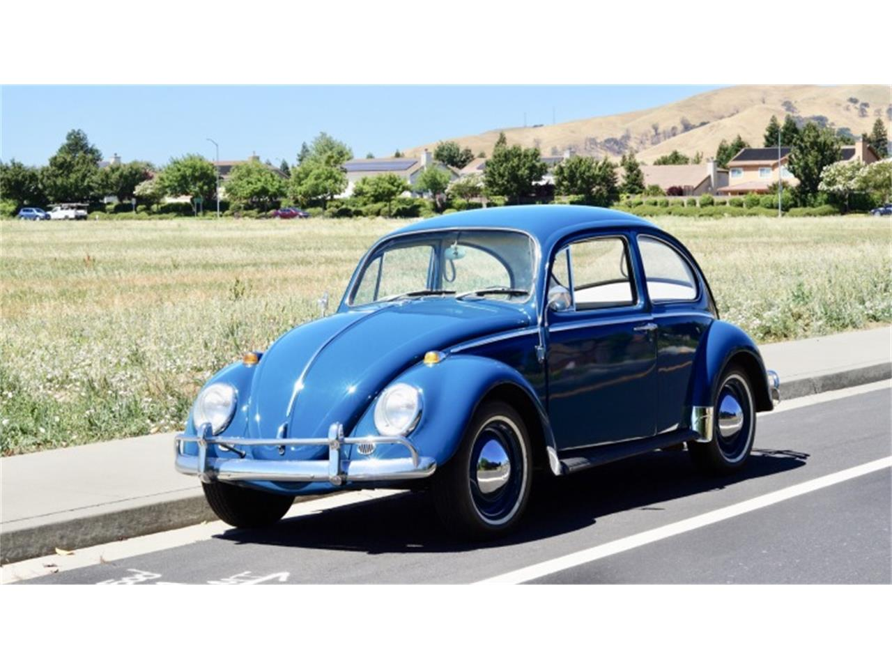 Large Picture of '65 Beetle Offered by Motorsport Auction Group - QPEN