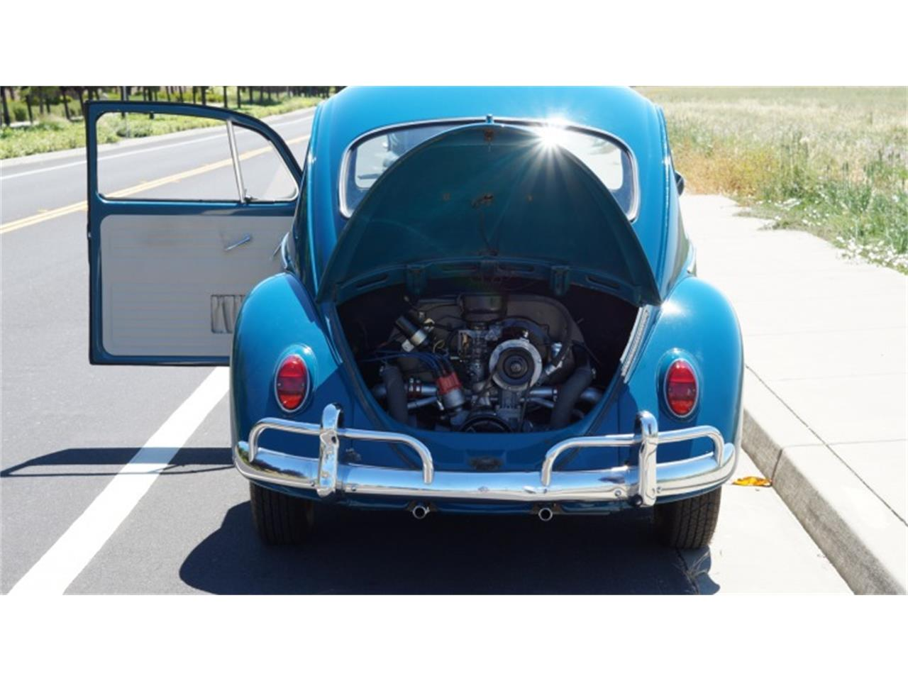 Large Picture of Classic 1965 Beetle Auction Vehicle Offered by Motorsport Auction Group - QPEN