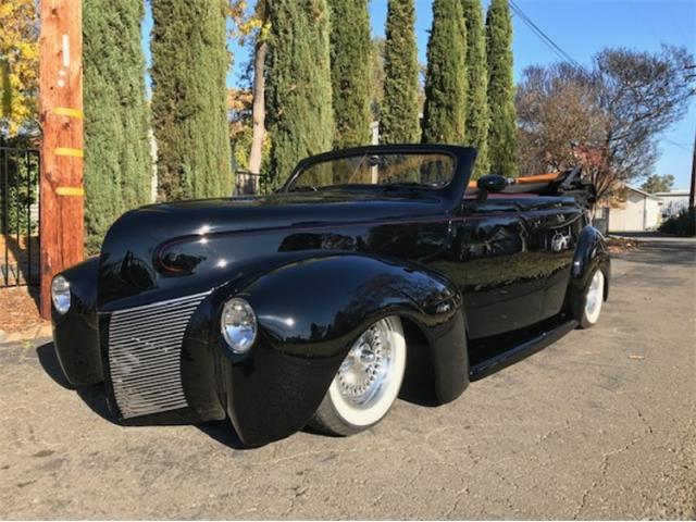 Picture of 1940 Mercury Convertible located in Nevada Auction Vehicle - QL93