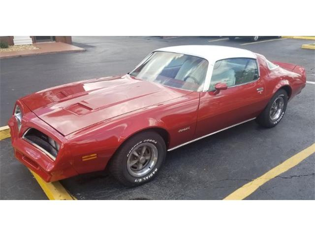 Picture of '77 Pontiac Firebird located in Cadillac Michigan - $15,995.00 - QKSM