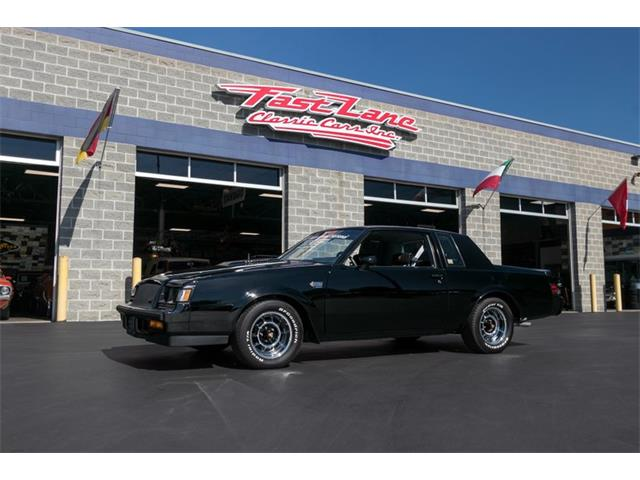 Picture of '87 Buick Grand National located in Missouri - $32,995.00 - QL95