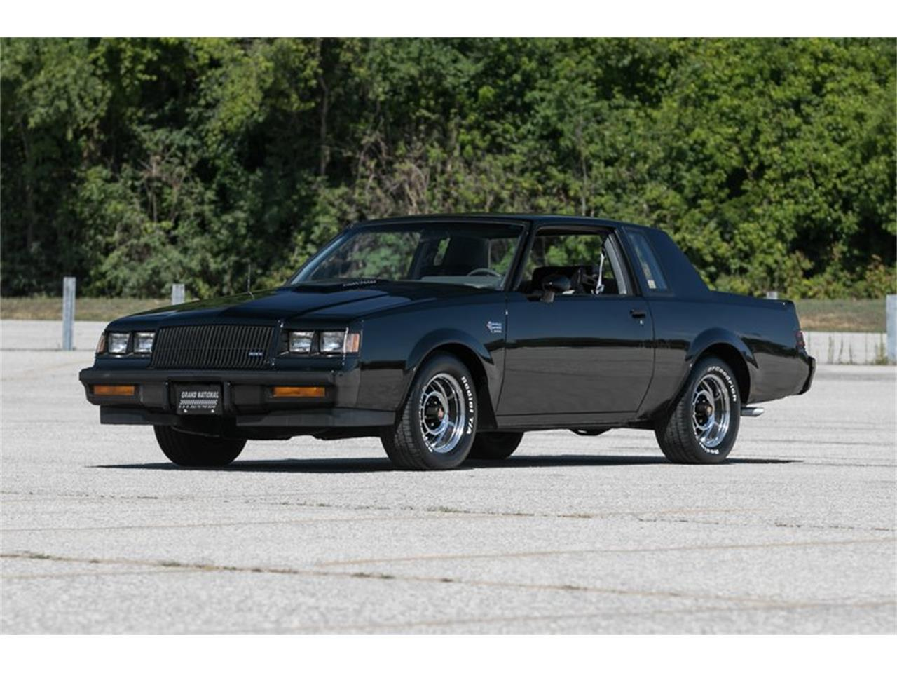 Large Picture of 1987 Buick Grand National - $32,995.00 - QL95