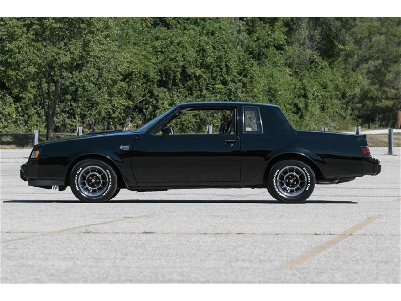 Large Picture of 1987 Buick Grand National Offered by Fast Lane Classic Cars Inc. - QL95