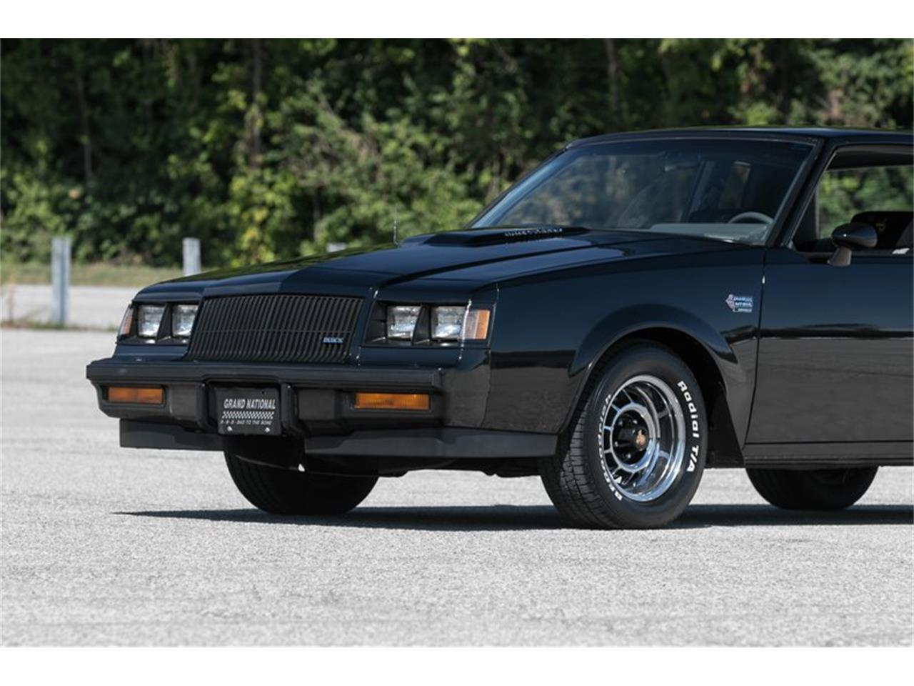 Large Picture of 1987 Grand National Offered by Fast Lane Classic Cars Inc. - QL95