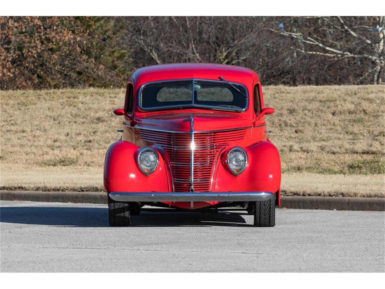 Large Picture of '38 Tudor - QL96