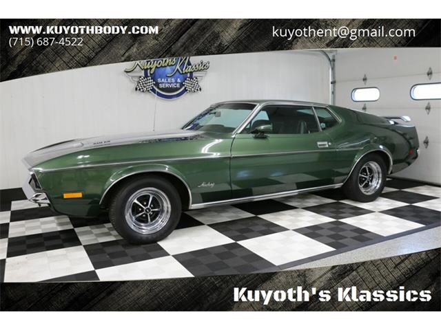 Picture of 1972 Mustang located in Wisconsin Offered by  - QPGB
