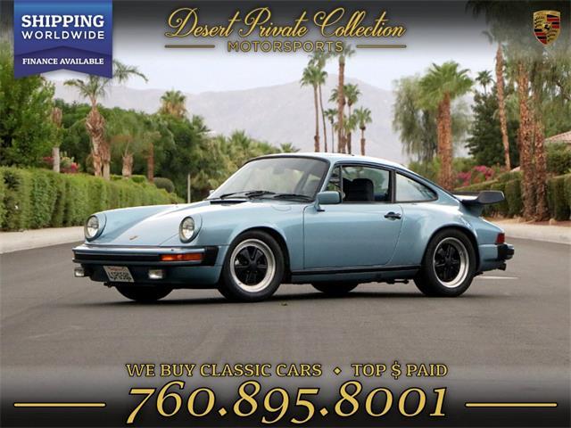 Picture of 1982 911SC located in Palm Desert  California - $39,990.00 - QPGD