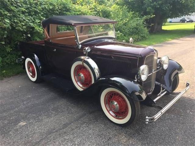1932 Ford Roadster for Sale on ClassicCars com on