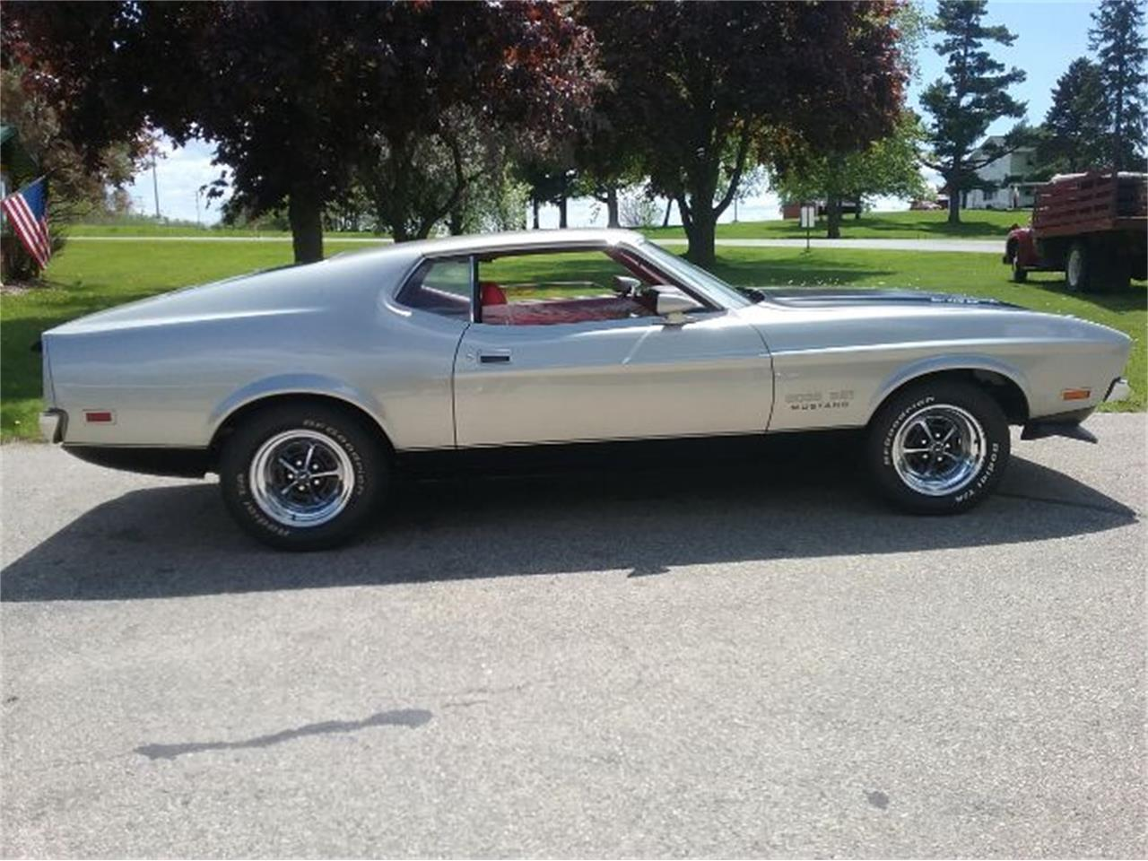 For Sale: 1971 Ford Mustang in Cadillac, Michigan