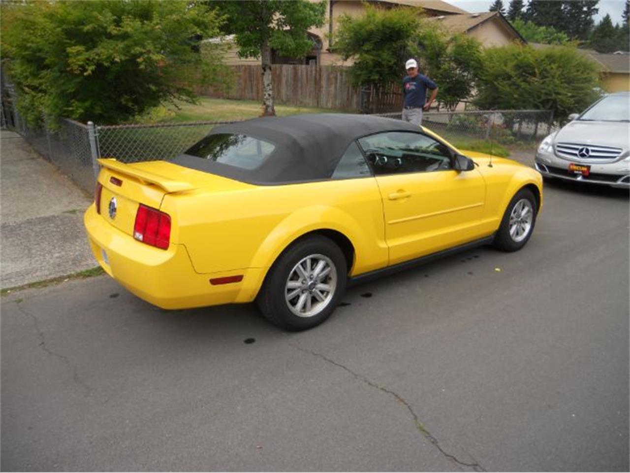 Large Picture of '06 Mustang - QPHM