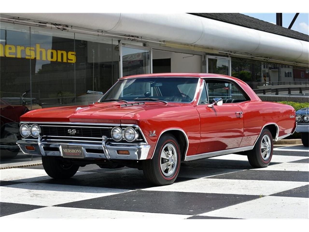 For Sale: 1966 Chevrolet Chevelle SS in Springfield, Ohio