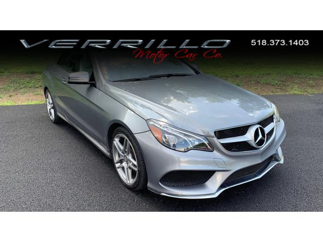 Picture of '16 E-Class - QPIF