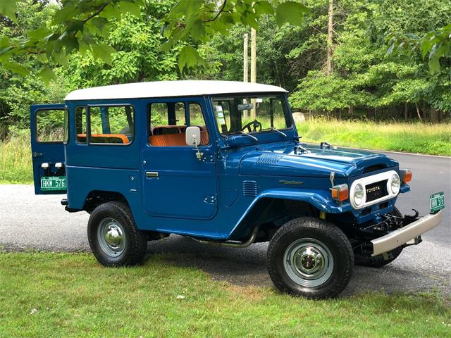 Picture of 1977 Toyota Land Cruiser BJ located in West New York New Jersey Auction Vehicle - QL9G