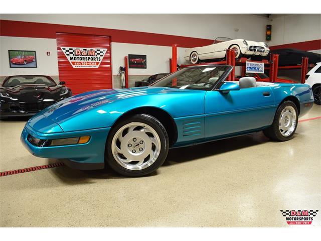 Picture of '92 Corvette - QPII