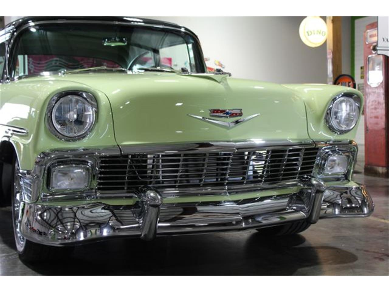 Large Picture of '56 Bel Air - QPJ6