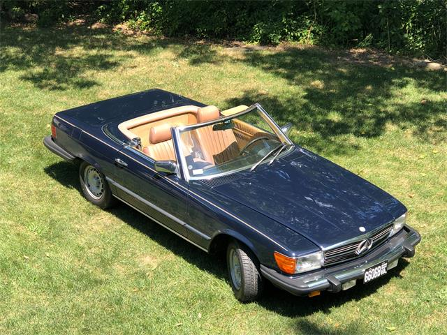 Picture of '84 380SL - QPJD