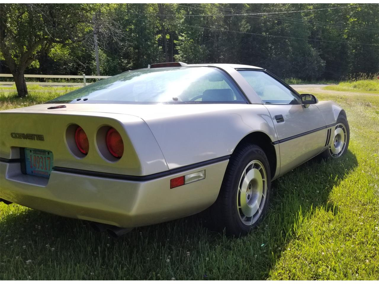 Large Picture of '86 Corvette - QPJG