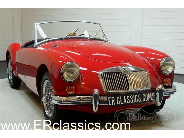Picture of '59 MGA - QPJH