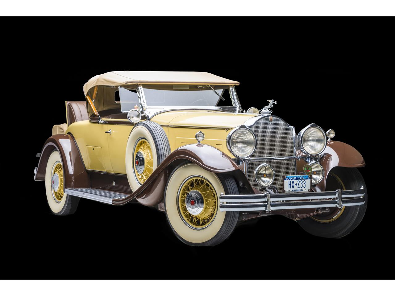 Large Picture of 1931 Packard located in New York - $80,000.00 - QPJM