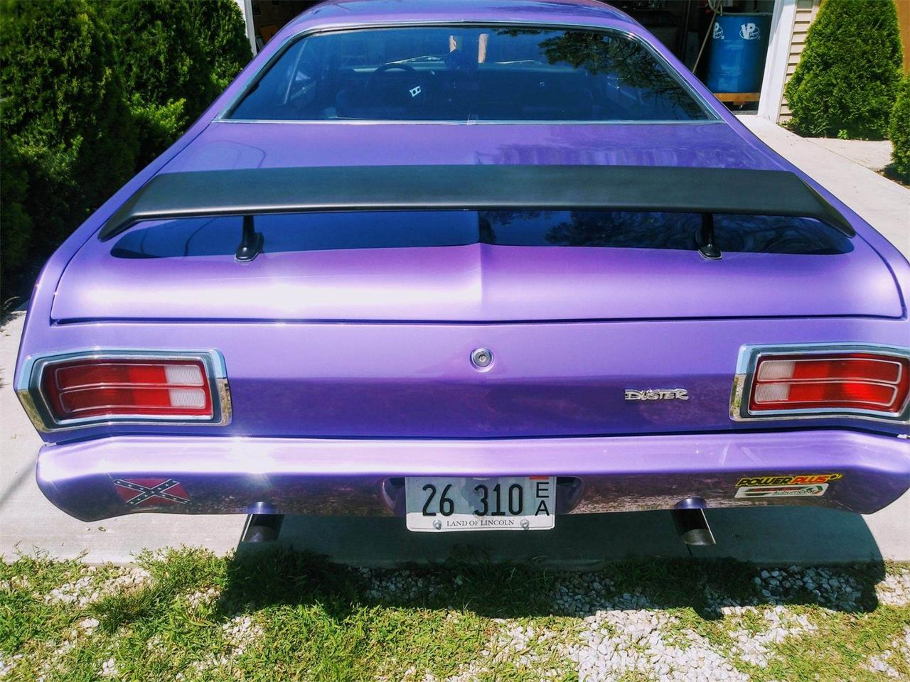 Large Picture of Classic 1973 Duster located in Mattoon Illinois - QPJR