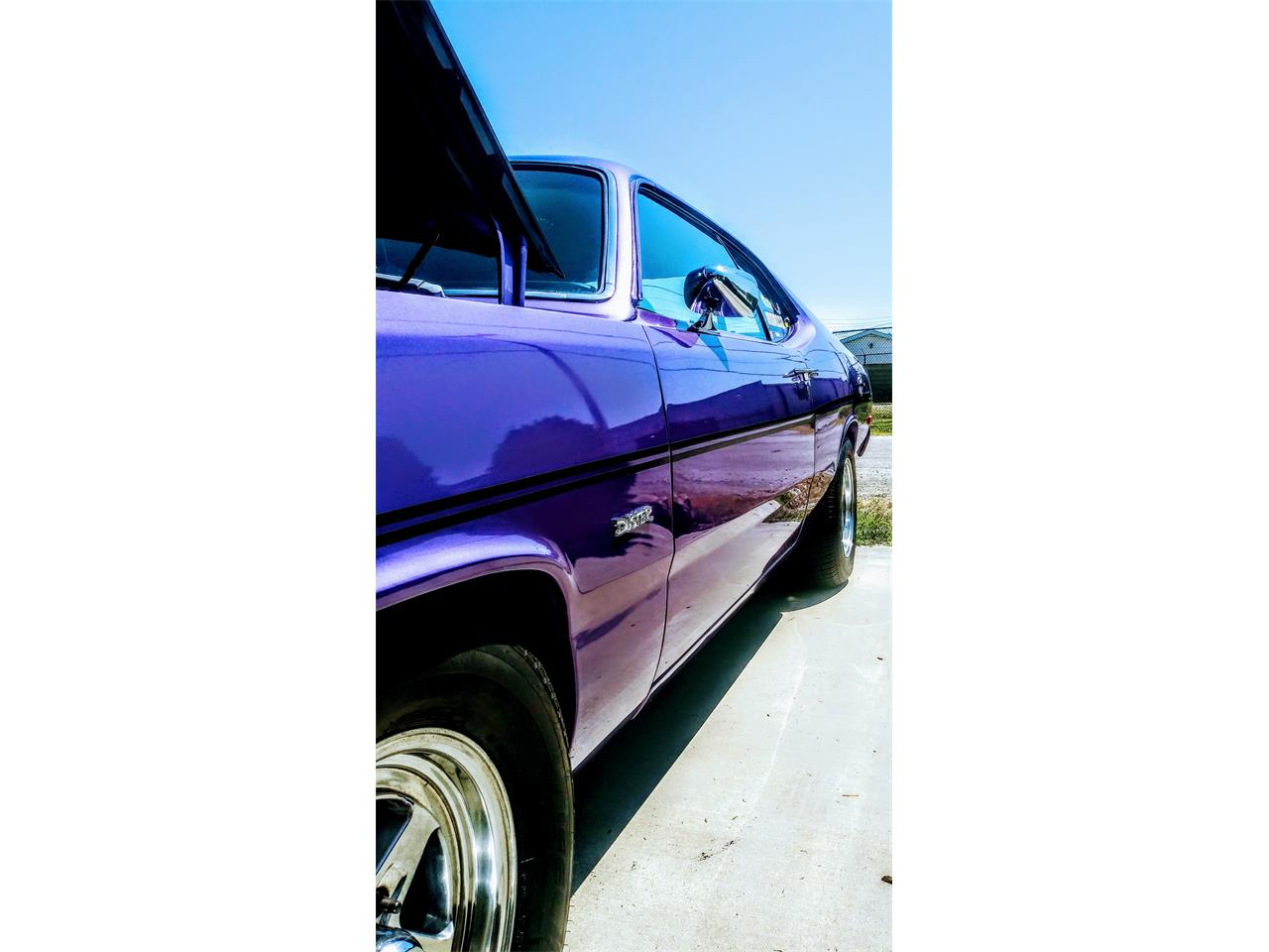 Large Picture of '73 Plymouth Duster located in Mattoon Illinois - $33,900.00 Offered by a Private Seller - QPJR