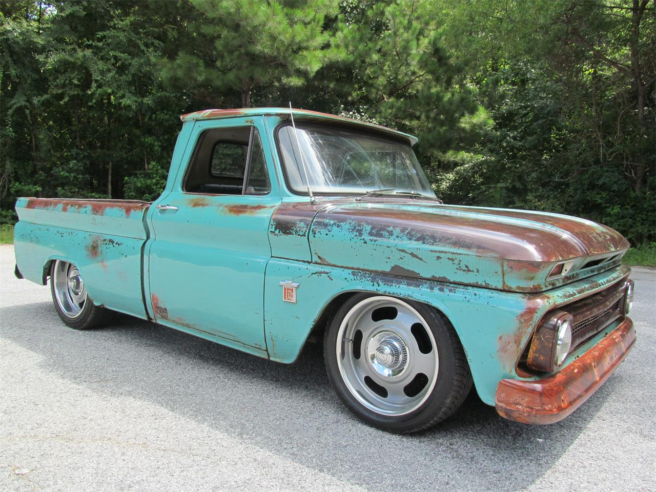 Large Picture of '64 Chevrolet C10 - QPJY