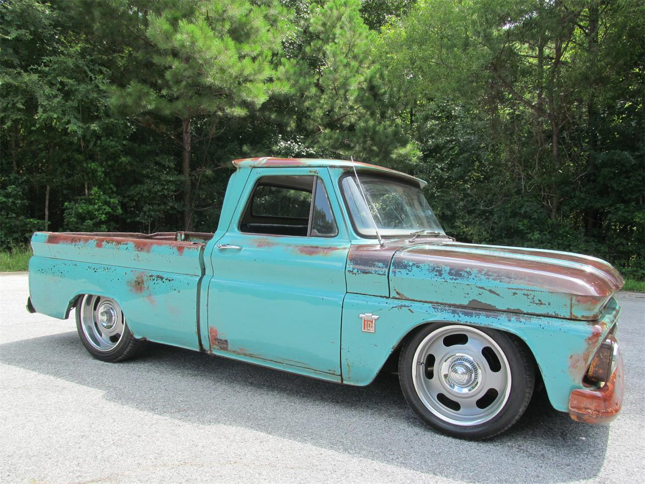 Large Picture of Classic 1964 Chevrolet C10 located in Georgia - QPJY