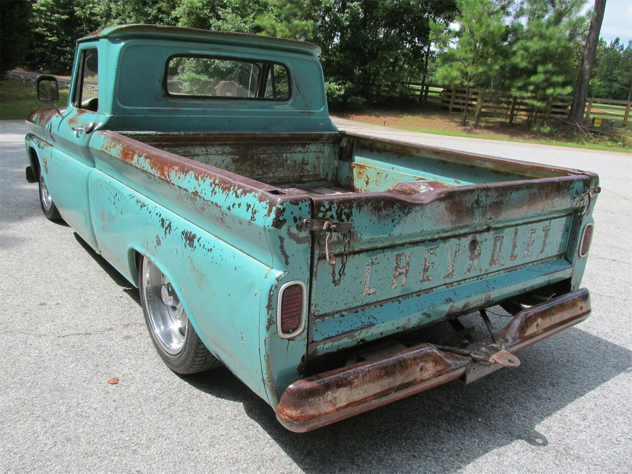 Large Picture of 1964 Chevrolet C10 located in Georgia - $13,900.00 - QPJY