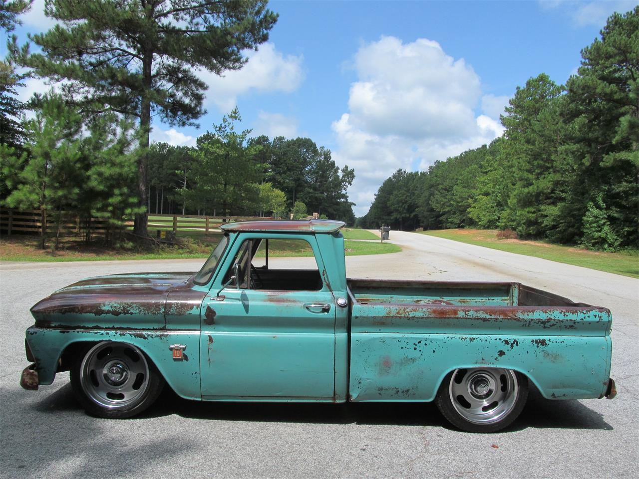Large Picture of '64 C10 Offered by Peachtree Classic Cars - QPJY