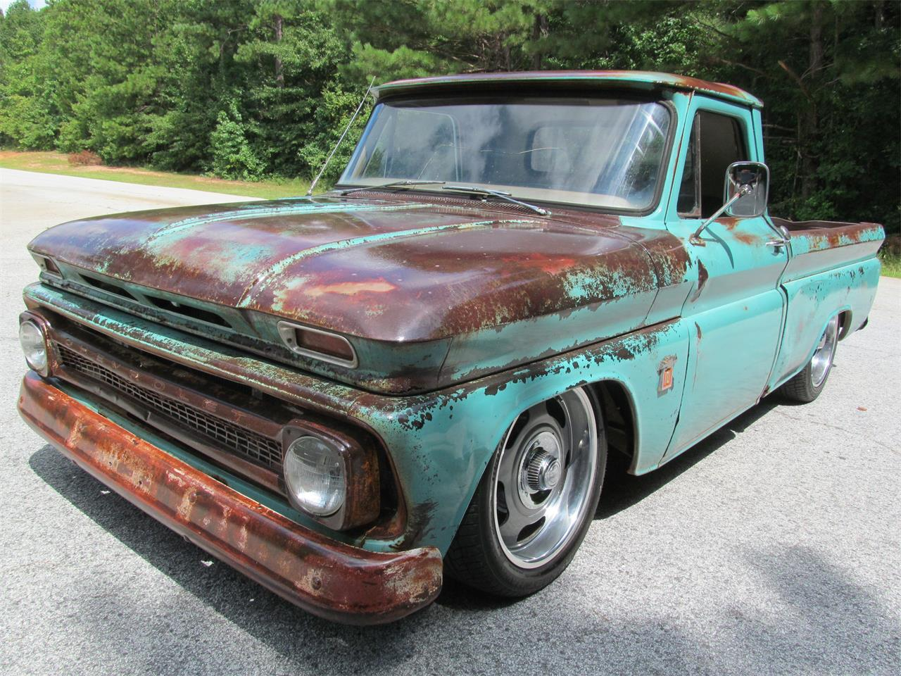 Large Picture of Classic 1964 Chevrolet C10 Offered by Peachtree Classic Cars - QPJY