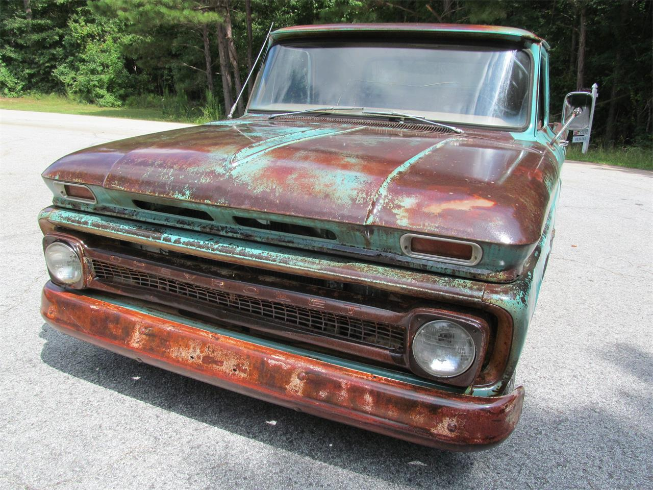 Large Picture of Classic '64 Chevrolet C10 Offered by Peachtree Classic Cars - QPJY