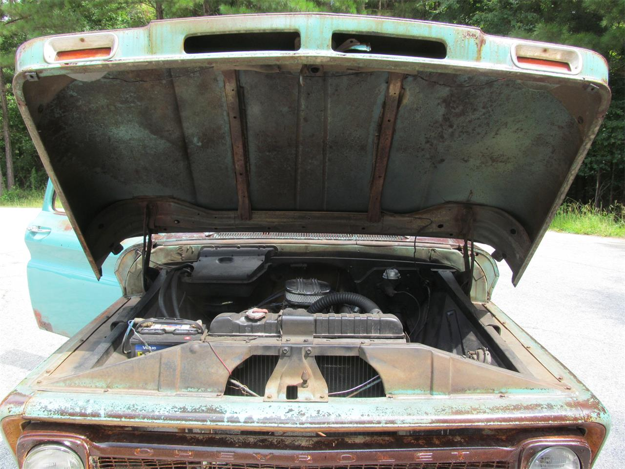 Large Picture of '64 C10 located in Georgia Offered by Peachtree Classic Cars - QPJY