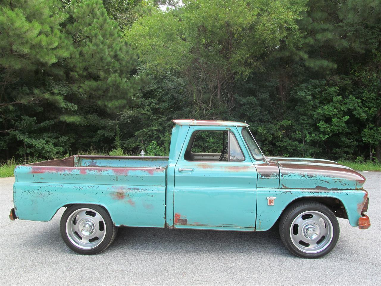 Large Picture of 1964 Chevrolet C10 - $13,900.00 Offered by Peachtree Classic Cars - QPJY