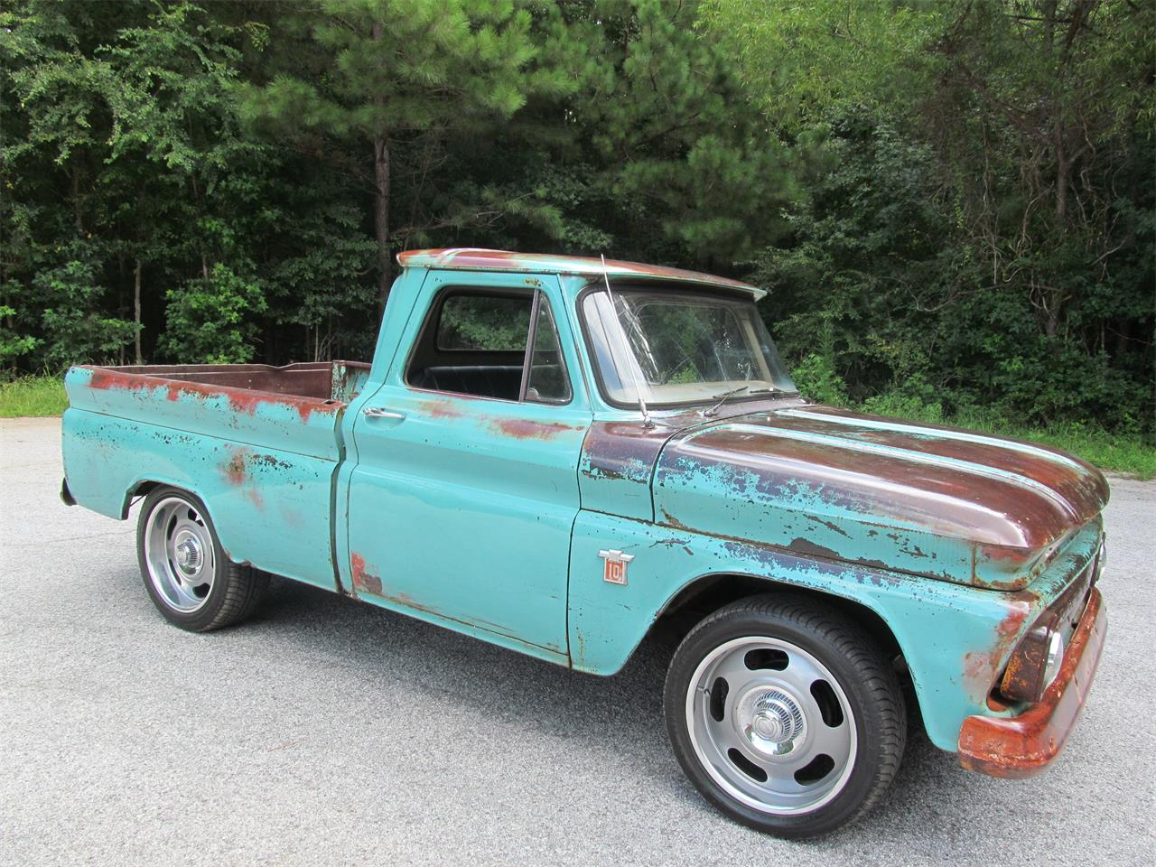 Large Picture of Classic 1964 C10 Offered by Peachtree Classic Cars - QPJY