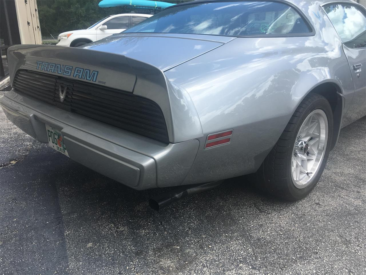 Large Picture of '81 Firebird Trans Am - QPK9