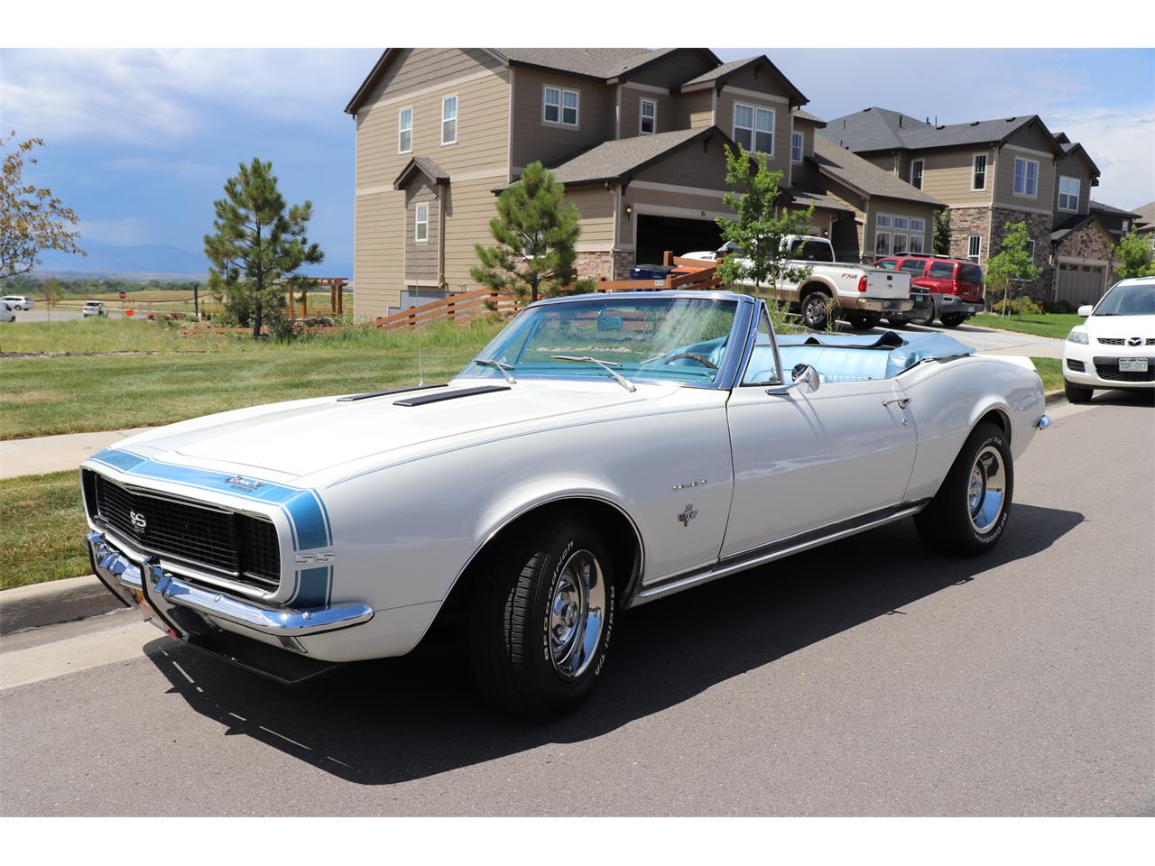 Large Picture of 1967 Camaro SS located in Colorado Offered by a Private Seller - QPKA
