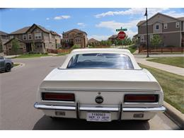 Picture of Classic '67 Camaro SS located in Colorado Offered by a Private Seller - QPKA
