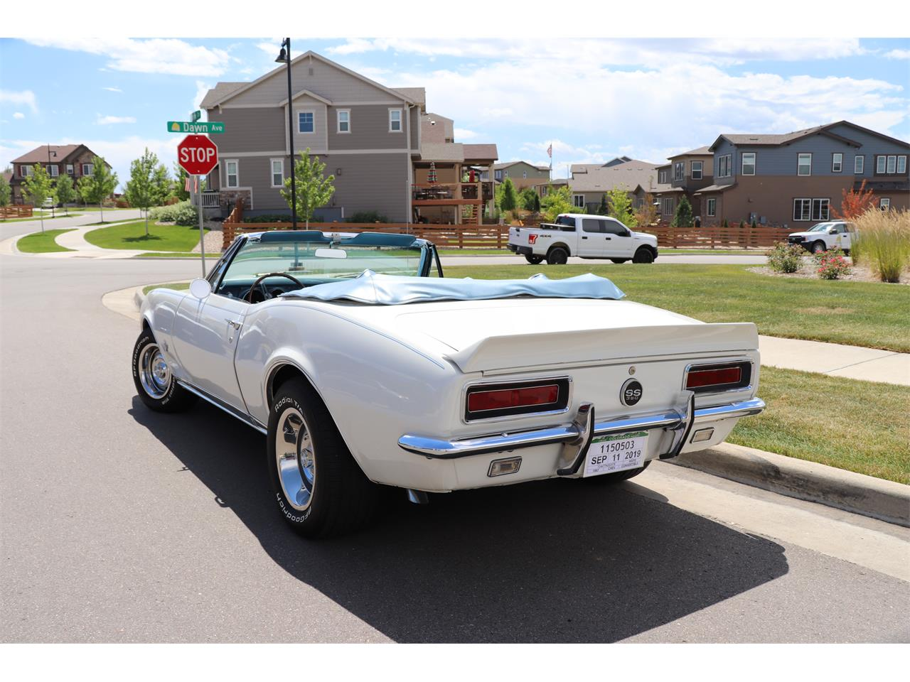 Large Picture of Classic 1967 Camaro SS located in Colorado - $47,500.00 - QPKA