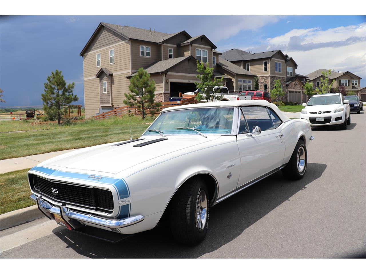Large Picture of Classic '67 Chevrolet Camaro SS - $47,500.00 Offered by a Private Seller - QPKA