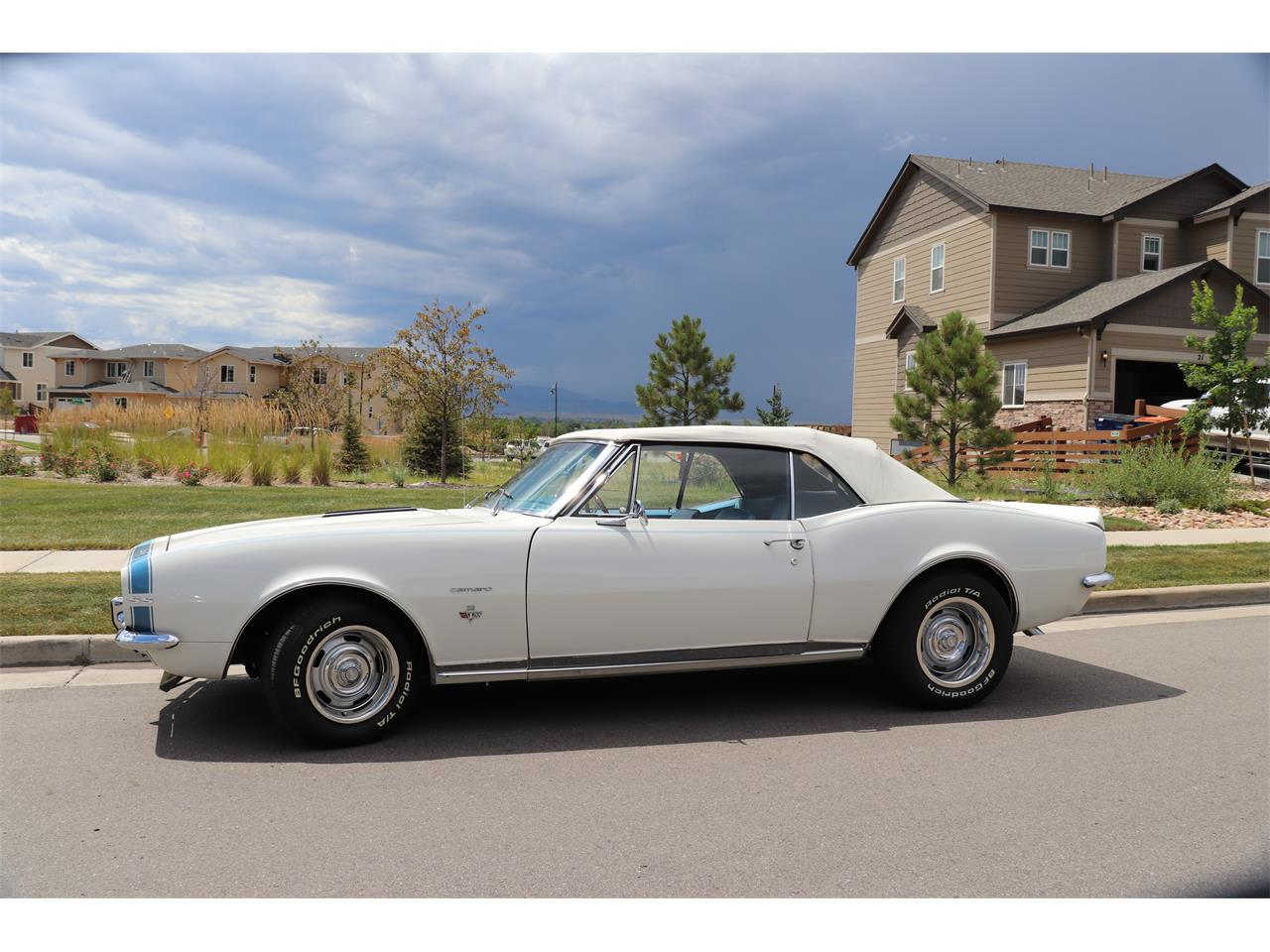 Large Picture of 1967 Chevrolet Camaro SS Offered by a Private Seller - QPKA