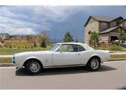 Picture of Classic '67 Chevrolet Camaro SS located in Colorado - $47,500.00 - QPKA