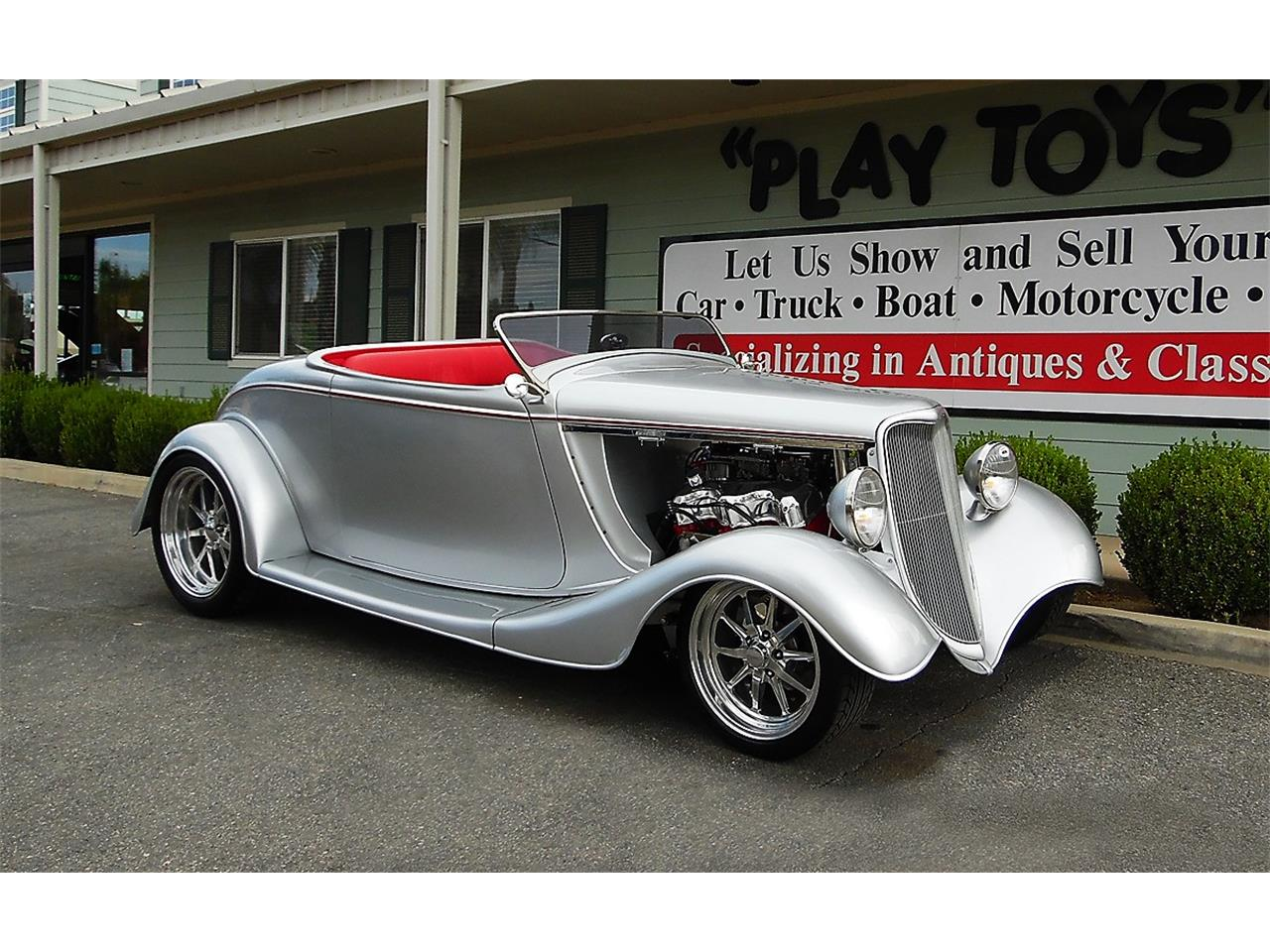 Large Picture of '33 Roadster - QPKW