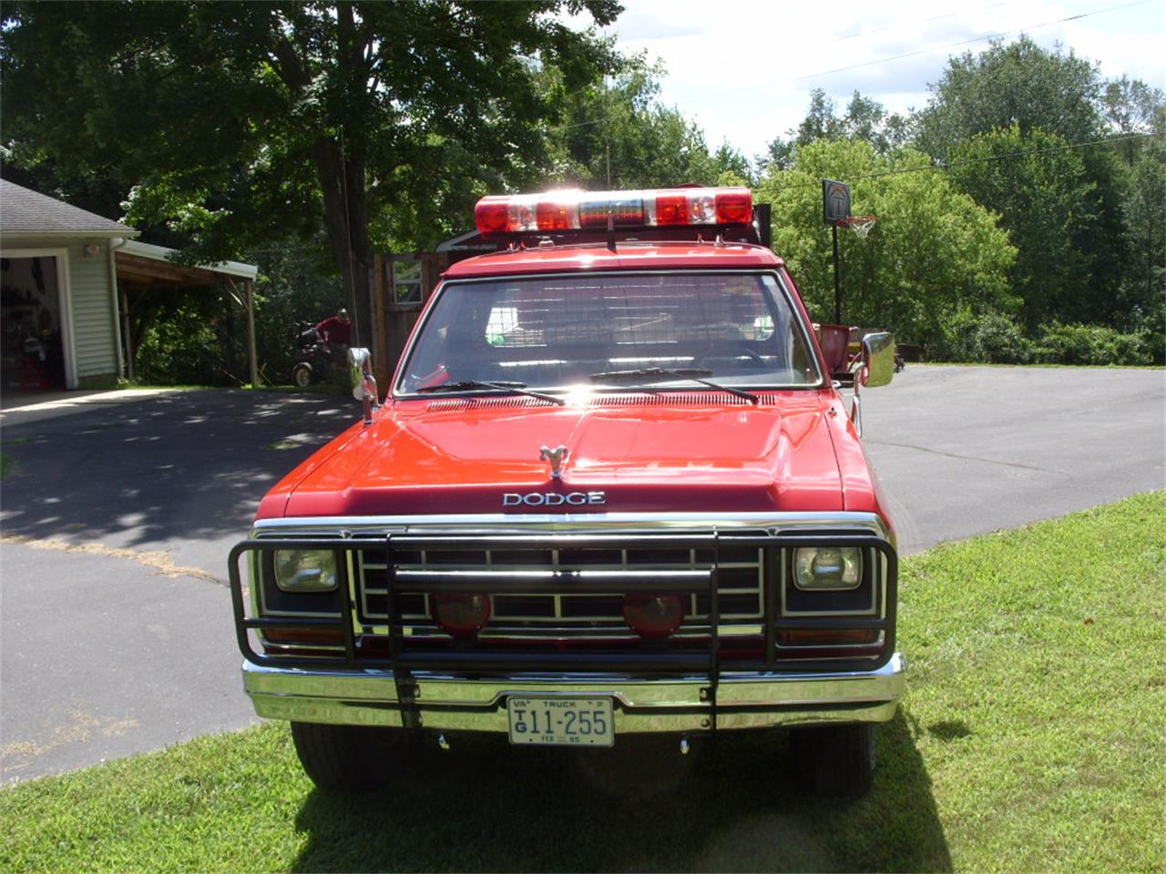 Large Picture of 1985 Dodge Power Wagon located in Michigan Offered by a Private Seller - QPL0