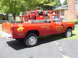 Picture of 1985 Dodge Power Wagon located in Howell Michigan Offered by a Private Seller - QPL0