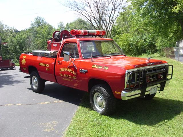 Picture of '85 Power Wagon located in Michigan - QPL0