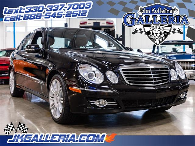 Picture of '08 Mercedes-Benz E-Class Offered by  - QL9R