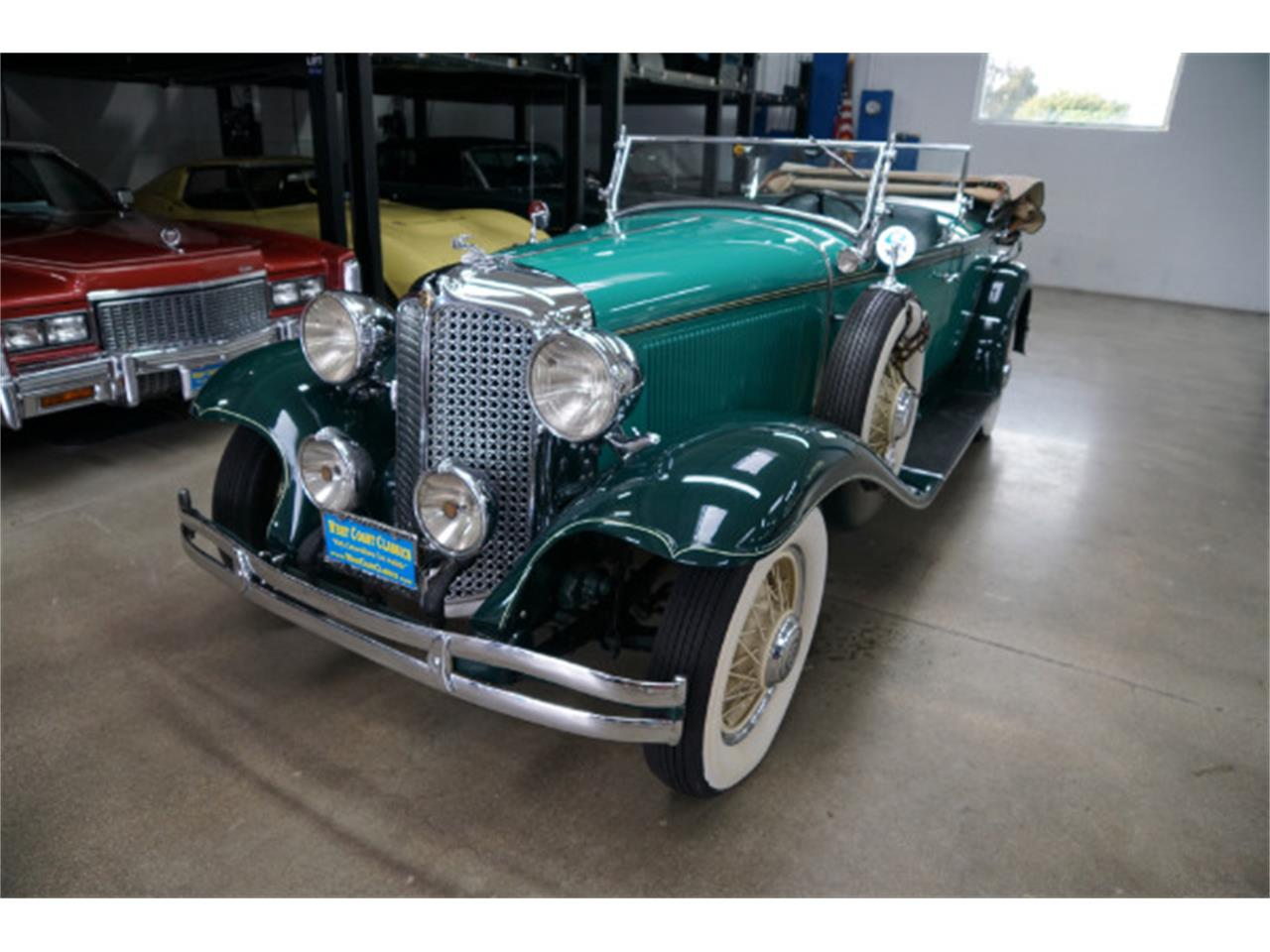 For Sale 1931 Chrysler Cd In Torrance California