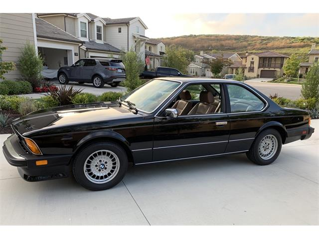 Picture of 1985 BMW 635csi Offered by  - QL9S